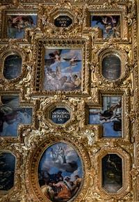Salle du Collège du Palais des Doges de Venise