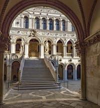 Escalier des Géants du Palais des Doges de Venise