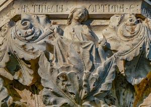 Chapiteau du Palais des Doges de Venise