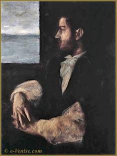 Autoportrait de Mariano Fortuny