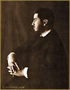 Mariano Fortuny Autoportrait