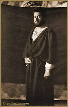 Autoportrait de Mariano Fortuny vers 1890