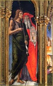 Église des Frari - Venise.