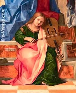 Giovanni Bellini - L'Ange Musicien