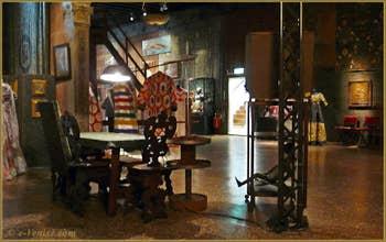 Le Musée Palazzo Pesaro de Mariano Fortuny