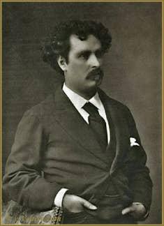 Le Père de Mariano Fortuny, Mariano Fortuny y Marsal, en 1874