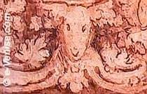 Fresque de 1522 Ramo Parangon à Venise