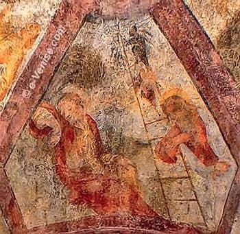 Les fresques de 1522 du Rialto Vecchio o Parangon à Venise