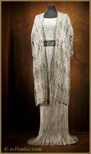 """La Robe """"Delphos """"de Mariano Fortuny"""