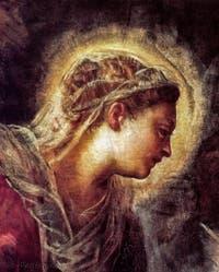 Le Tintoret, L'Adoration des Rois Mages, à la Scuola Grande San Rocco à Venise