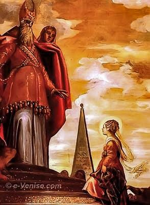 Tintoret la Présentation de la Vierge