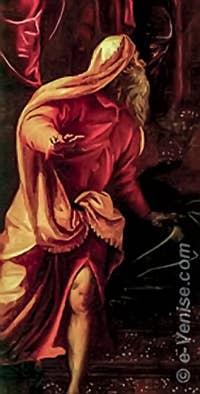 Tintoret Présentation de la Vierge