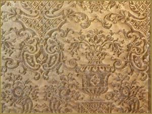 Tissu Fortuny à Venise