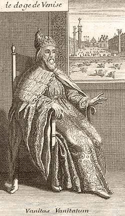 Doge de Venise : Vanitas Vanitatum