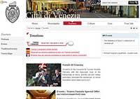 office du tourisme à Venise site internet Commune de Venise