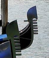 Gondoles - Ferro di Prua
