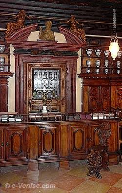 Pharmacie Santa Fosca venise cannaregio