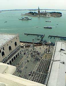 Piazzetta San Marco Venise