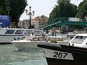 bateaux de venise