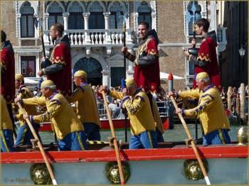 La Regata Storica, la Régate Historique de Venise