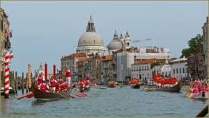 Regata Storica Venise, Cortège sportif