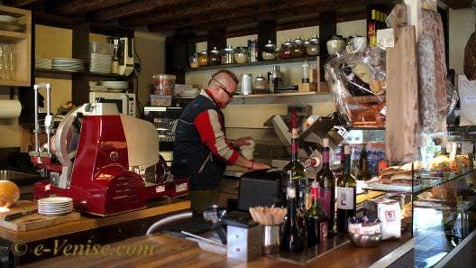 Al Prosecco Bar Œnothèque à Venise