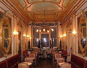 Le Café Florian à Venise