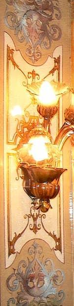 Café Florian Décoration