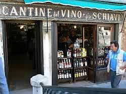 Cantine del Vino Gia Schiavi Venise