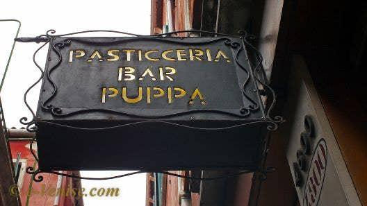 Ciccheteria Pasticceria Bar Puppa