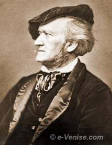 Portrait de Richard Wagner