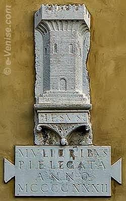 Blason de Franceschina Marin della Torre