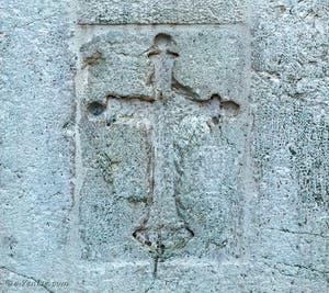 La croix des fouettés du Rialto
