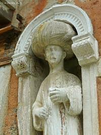Le Serviteur des Frères Mastelli, Fondamenta dei Mori à Venise