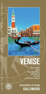 Guide Venise Gallimard