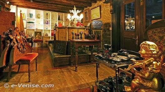 Antiquités Pittarello à Venise