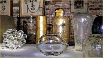 Les Vases en verre de Murano de Luigi Benzoni