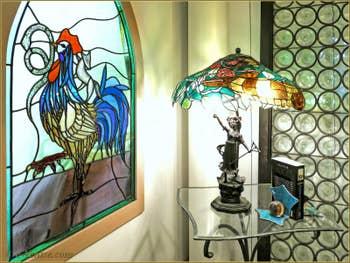 Les vitraux de Marco Franzato, Maître Verrier Vénitien