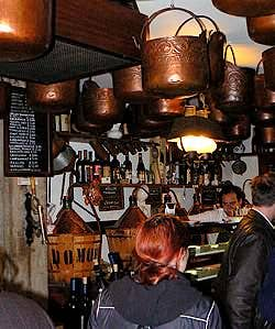 Cantina Do Mori à Venise