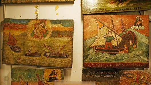 Gilberto Penzo Maquettes de Bateaux Vénitiens à Venise
