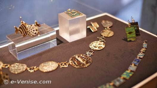 Bijoux bagues Laberintho Orfèvrerie d'Art à Venise