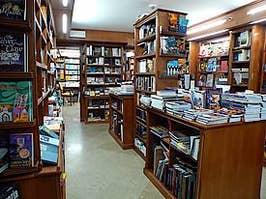 Librairie Studium à Venise