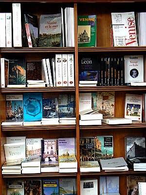 librairie française studium à Venise