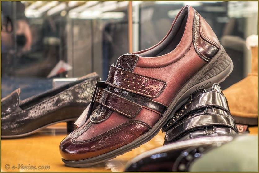 Manuela Calzature Chaussures de Mode Italiennes à Venise