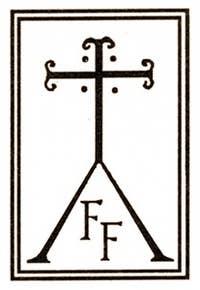 L'emblème des éditions Franco Filippi à Venise