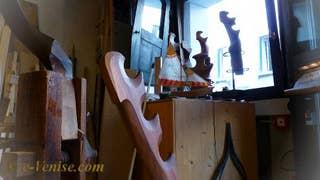 Les Sculpteurs de Forcole à Venise