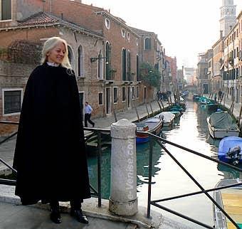 Le Tabbaro à Venise, la Cape Vénitienne